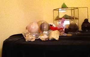Small Ritual Altar