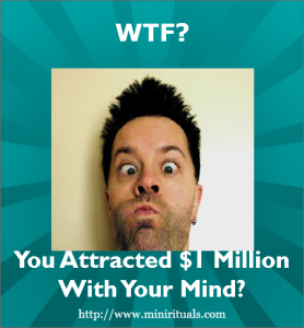Take Our Poll And Answer Does The Law of Attraction Work?