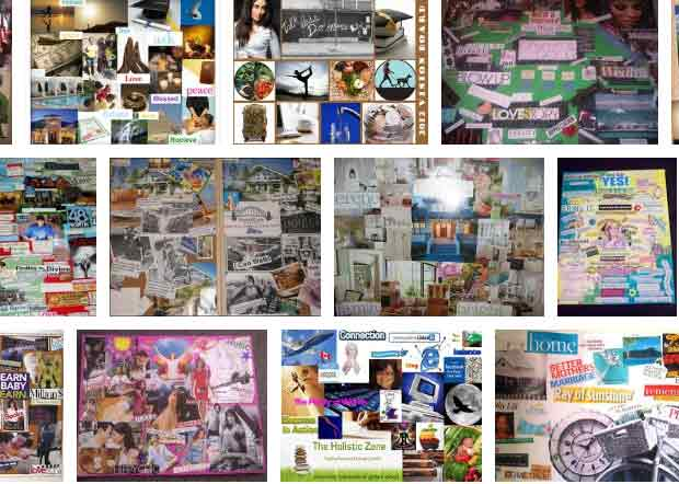 sample vision boards
